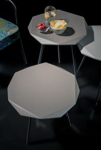 Woodline Collection - Service Table - Barcelona Set
