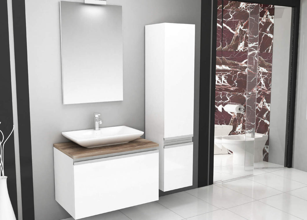 wholesale bathroom products, bathroom cabinet with mirror