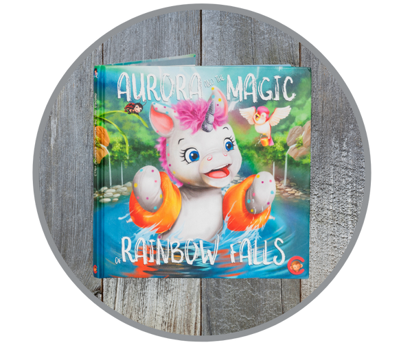 Aurora Unicorn Story Book