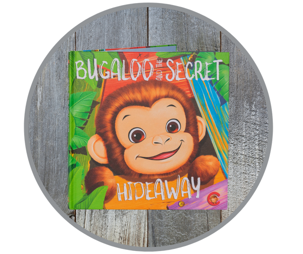 Bugaloo Monkey Story Book