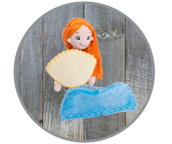Rag Doll, Fiona Mermaid