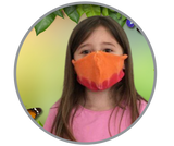 Cloth Face Mask - Child Large