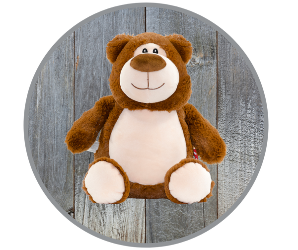 Classic Teddy Bear, Brown