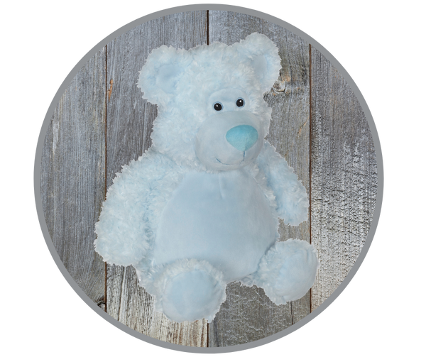 Bobby Bear Buddy, Blue