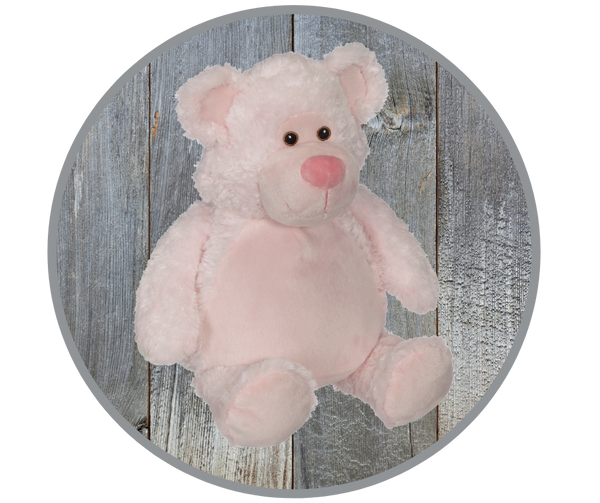 Bobby Bear Buddy, Pink