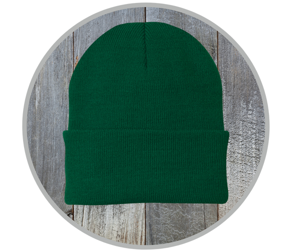 Port & Company Knit Beanie, Lined