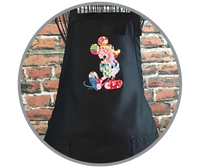 Full Length Apron With 2 Pockets