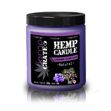 Load image into Gallery viewer, Hemp Scented Candles