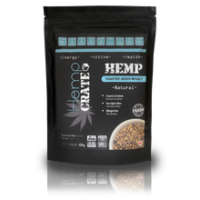 Load image into Gallery viewer, Toasted Hemp Seeds with Sea Salt