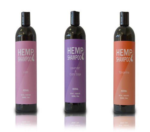 Hemp Reviving Shampoo