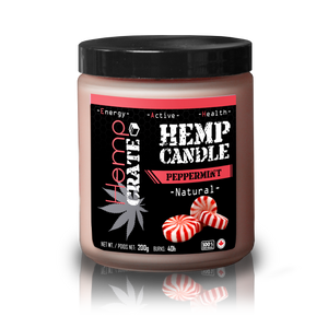 Hemp Scented Candles
