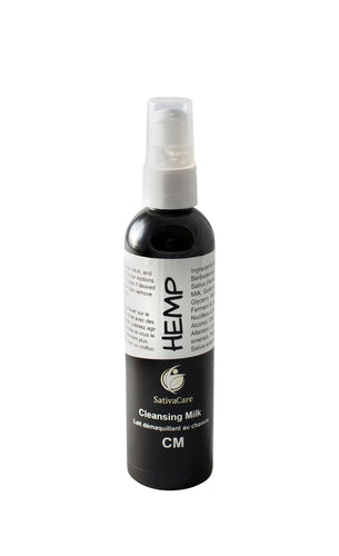 Hemp Cleansing Milk face and body wash