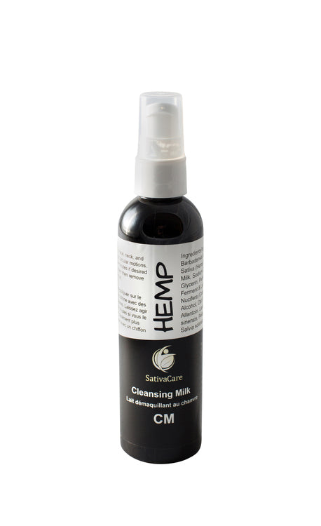 Hemp Cleansing Milk