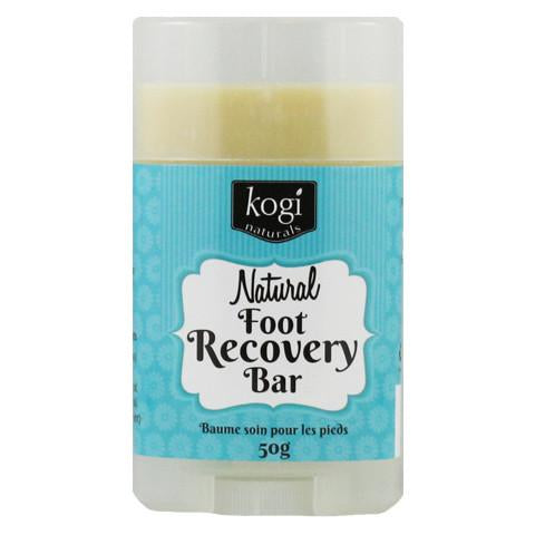 Foot Recovery Bar with Hemp Oil