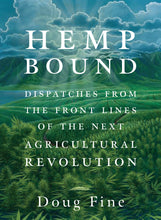 Load image into Gallery viewer, Hemp Bound Book by Doug Fine