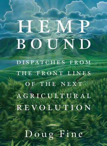 Hemp Bound Book by Doug Fine
