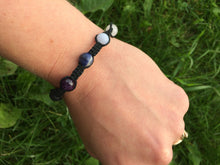 Load image into Gallery viewer, Essential Oil Diffusing Chakra Bracelet