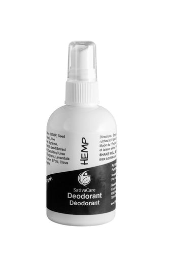 Natural Spray Deodorant