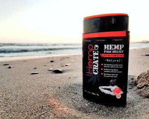 Extra Strength Pain Relief with Hemp Oil