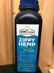 Hemp Oil Supplement for Pets