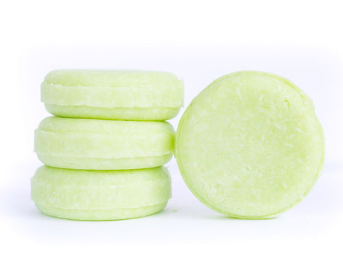 Shampoo Bar with Hemp Oil