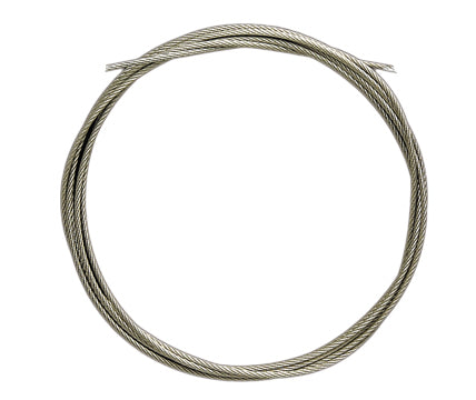 "1/16"" 7x7 Galvanized Aircraft Cable - TrapShed Supply Co."