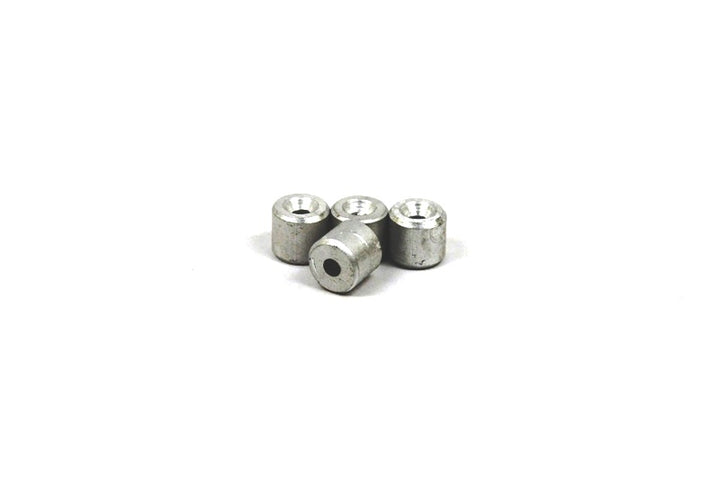 Aluminum Stop Buttons - TrapShed Supply Co.