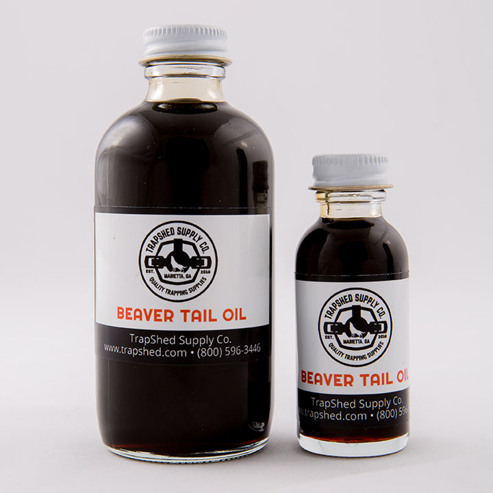 Beaver Tail Oil - TrapShed Supply Co.