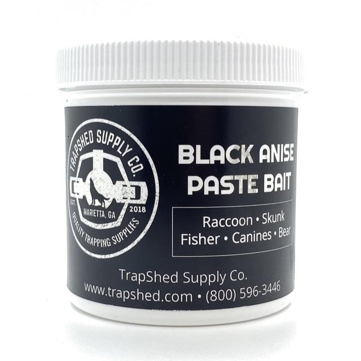 Black Anise Paste Bait - TrapShed Supply Co.