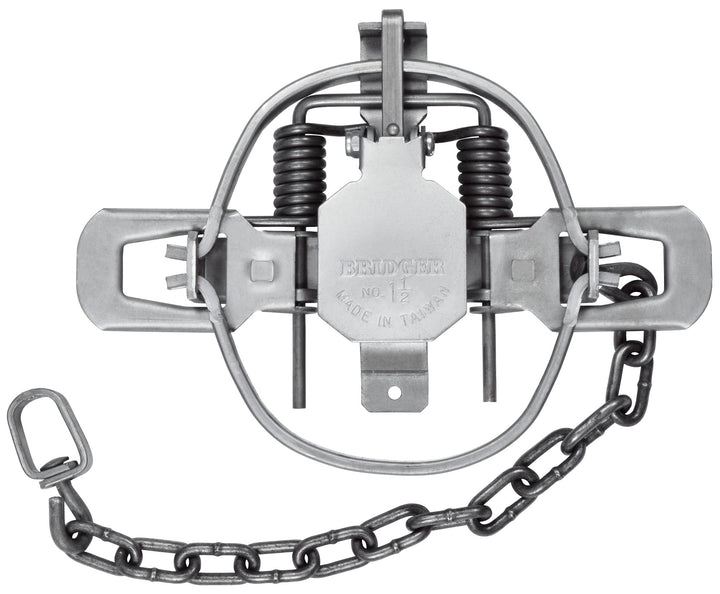 Bridger 1.5 Special Coil Spring Trap - TrapShed Supply Co.