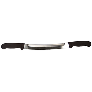 Caribou Double Edge Fleshing Knife
