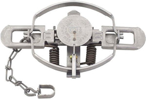 Duke #3 Coil Spring Trap Regular Jaw - TrapShed Supply Co.