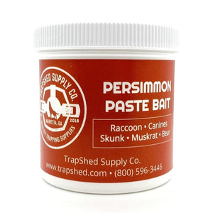 Persimmon Paste Bait - TrapShed Supply Co.
