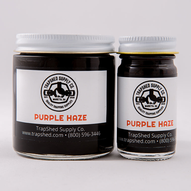 Purple Haze Lure - TrapShed Supply Co.