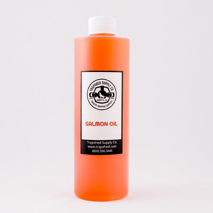 Salmon Oil - TrapShed Supply Co.