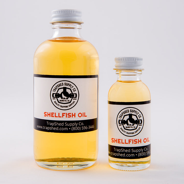 Shellfish Oil Trapping Lure - TrapShed Supply Co.
