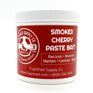 Smoked Cherry Paste Bait - TrapShed Supply Co.