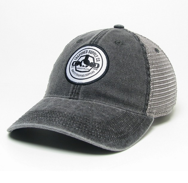TrapShed Logo Patch Hat - TrapShed Supply Co.