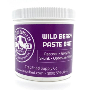 Wild Berry Paste Bait - TrapShed Supply Co.