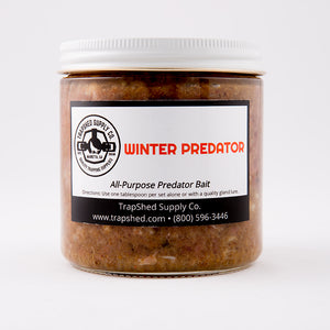 Winter Predator Trapping Bait - TrapShed Supply Co.