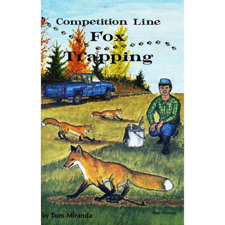 Miranda - Competition Line Fox Trapping Book