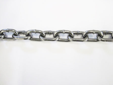 #3 HD Straight-Link Trap Chain - TrapShed Supply Co.