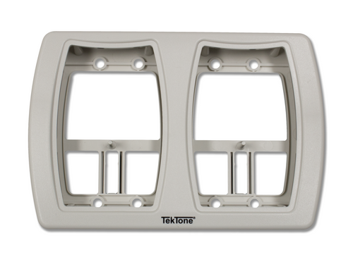 TekTone IH122K Tek-CARE Dual Station Mounting Kit