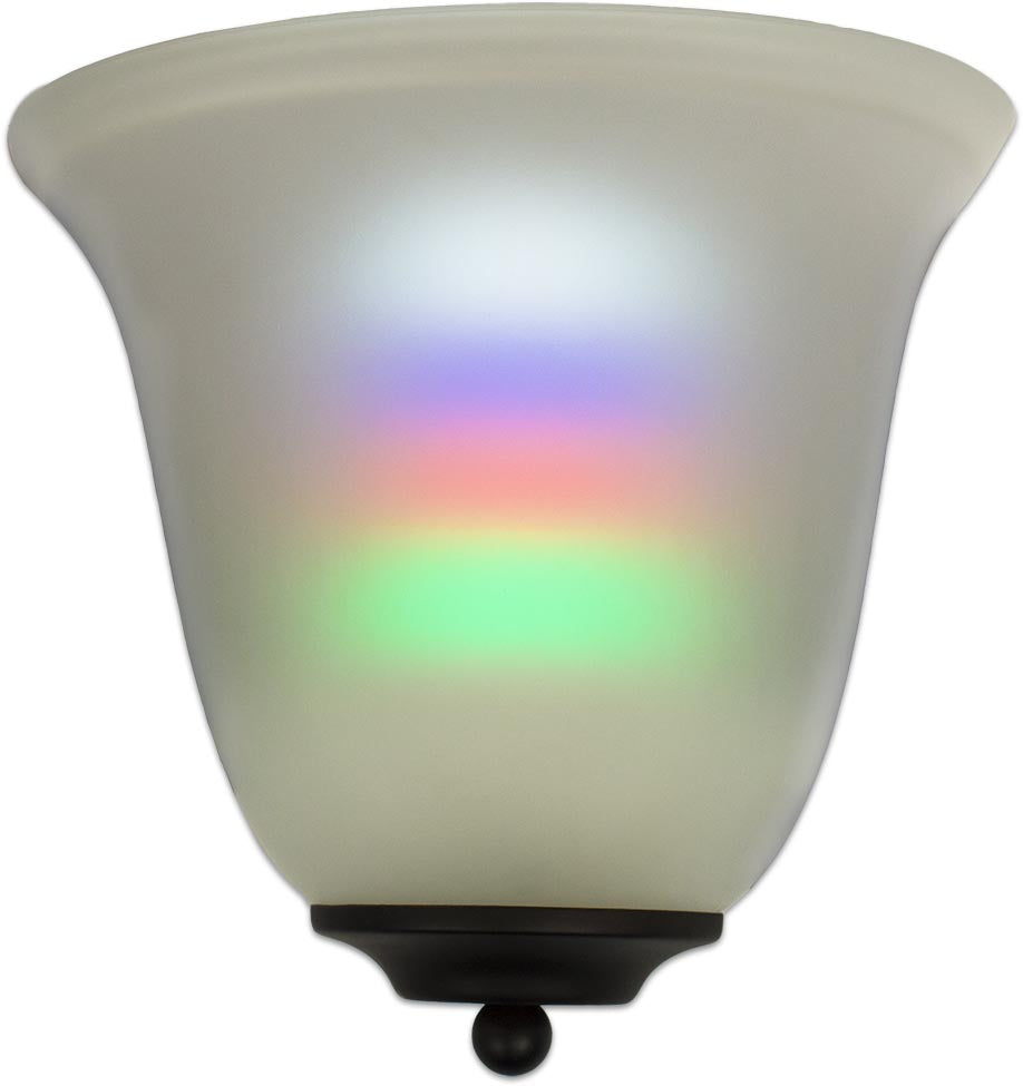 TekTone LI600 Tek-CARE Sconce for LED Dome Lights