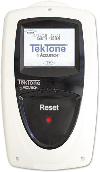 TekTone NC712/13 Tek-CARE Annunciators with Silence Button