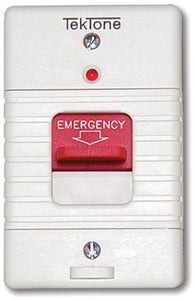 TekTone SF381/SF382 Tek-CARE Emergency/Code Standalone Stations