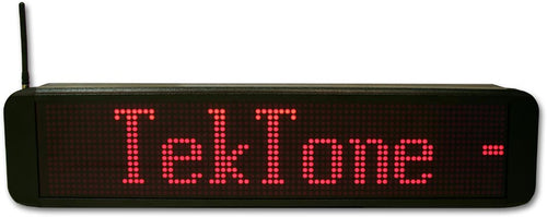 TekTone SI005 Tek-CARE LED Messaging Sign