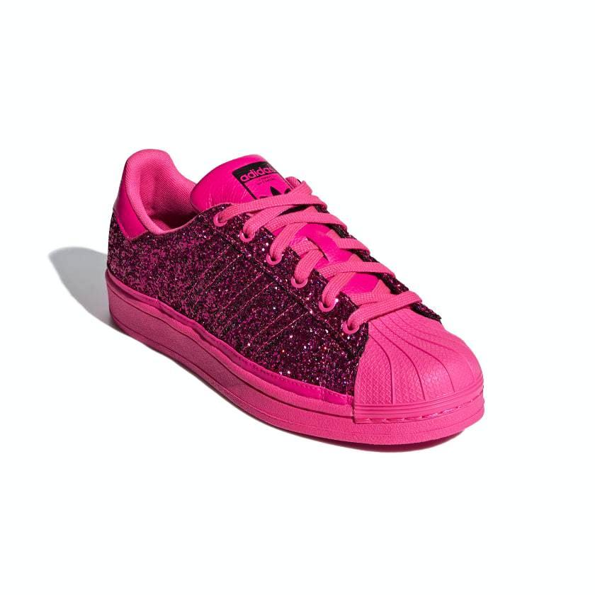 Zapatilla Superstar W Rosa Adidas Originals