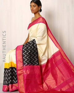 Apparel Fashima Designer Linen Printed Saree MS-1459