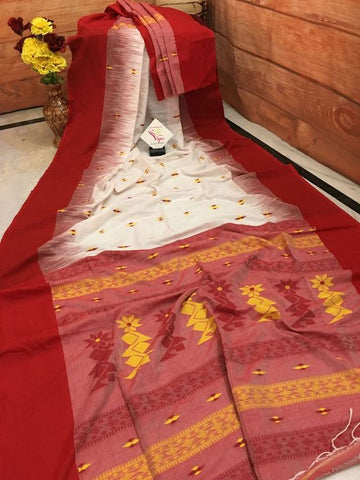 New Designer Linen Printed Saree MS-1682